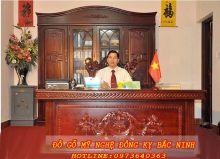 Bàn ghế giám đốc DGBN -08 sản phẩm 1