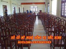 Bàn ghế hội trường DGBN - 06 sản phẩm 1