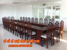 Bàn ghế phòng họp DGBN - 08 sản phẩm 1