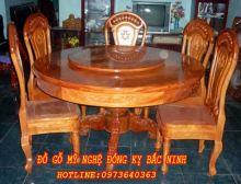 Bộ bàn ghế Minh sản phẩm 1