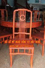 Bộ bàn ăn tròn - 03 sản phẩm 2