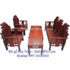 Bàn ghế Tần Thủy Hoàng -BG139 sản phẩm 1
