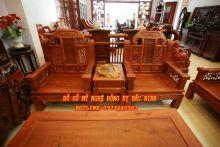 Bộ bàn ghế âu á tay hộp trạm voi sản phẩm 2