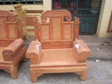 Bộ bàn ghế âu á tay hộp trạm voi sản phẩm 4