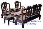 Bộ bàn ghế Hồng Trĩ BG-39 sản phẩm 1