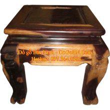 Bộ bàn ghế Quốc Voi BG-106 sản phẩm 4