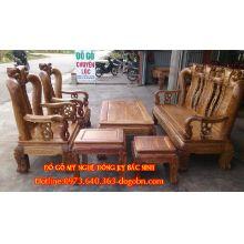 Bộ bàn ghế Minh Quốc Đào BG-133 sản phẩm 1