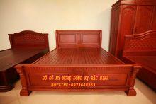 Giường ngủ cây nến  sản phẩm 1