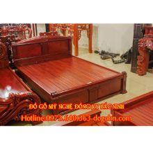 Giường ngủ hình vát sản phẩm 1