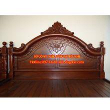 Giường ngủ Hoàng Đế gỗ hương sản phẩm 2