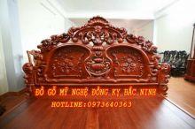 Giường Ngủ Hoa Hồng- 02 sản phẩm 1