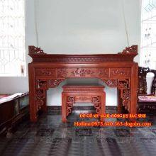 Cập bàn thờ án gian triện sản phẩm 1