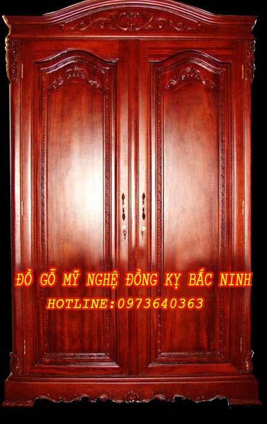 Tủ quần áo DGBN - 01