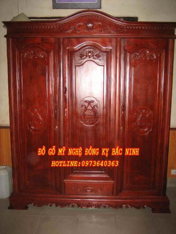 Tủ quần áo DGBN - 03
