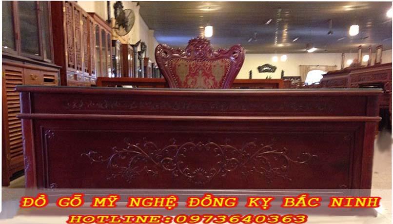 Bàn ghế giám đốc DGBN -04