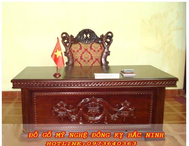 Bàn ghế giám đốc DGBN -07