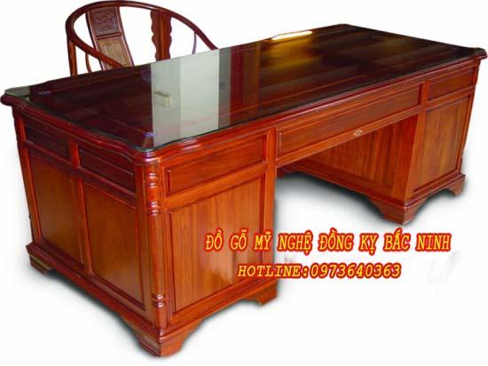 Bàn ghế giám đốc DGBN - 09