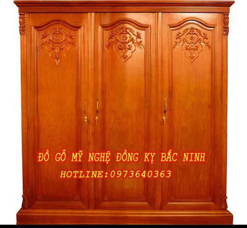 Tủ quần áo DGBN - 20
