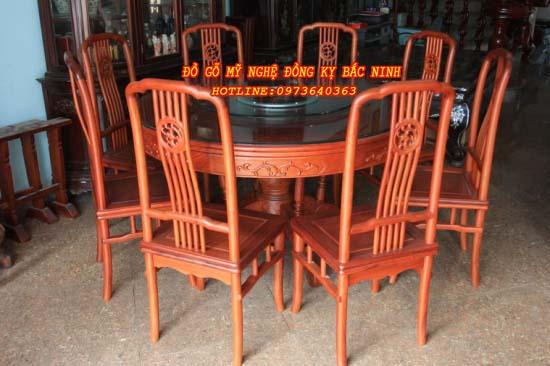 Bộ bàn ăn tròn - 03
