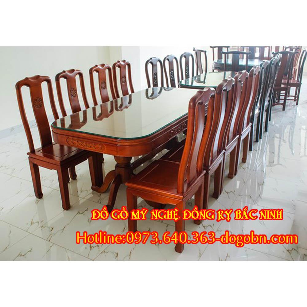 Bộ bàn ghế ăn vát góc sản phẩm 1