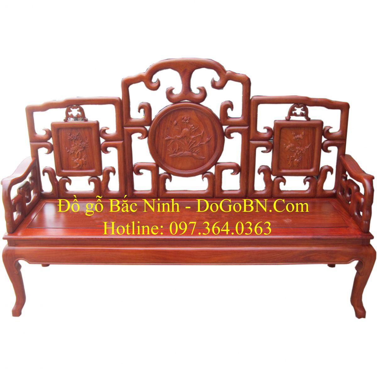 Bộ bàn ghế Móc BG-143