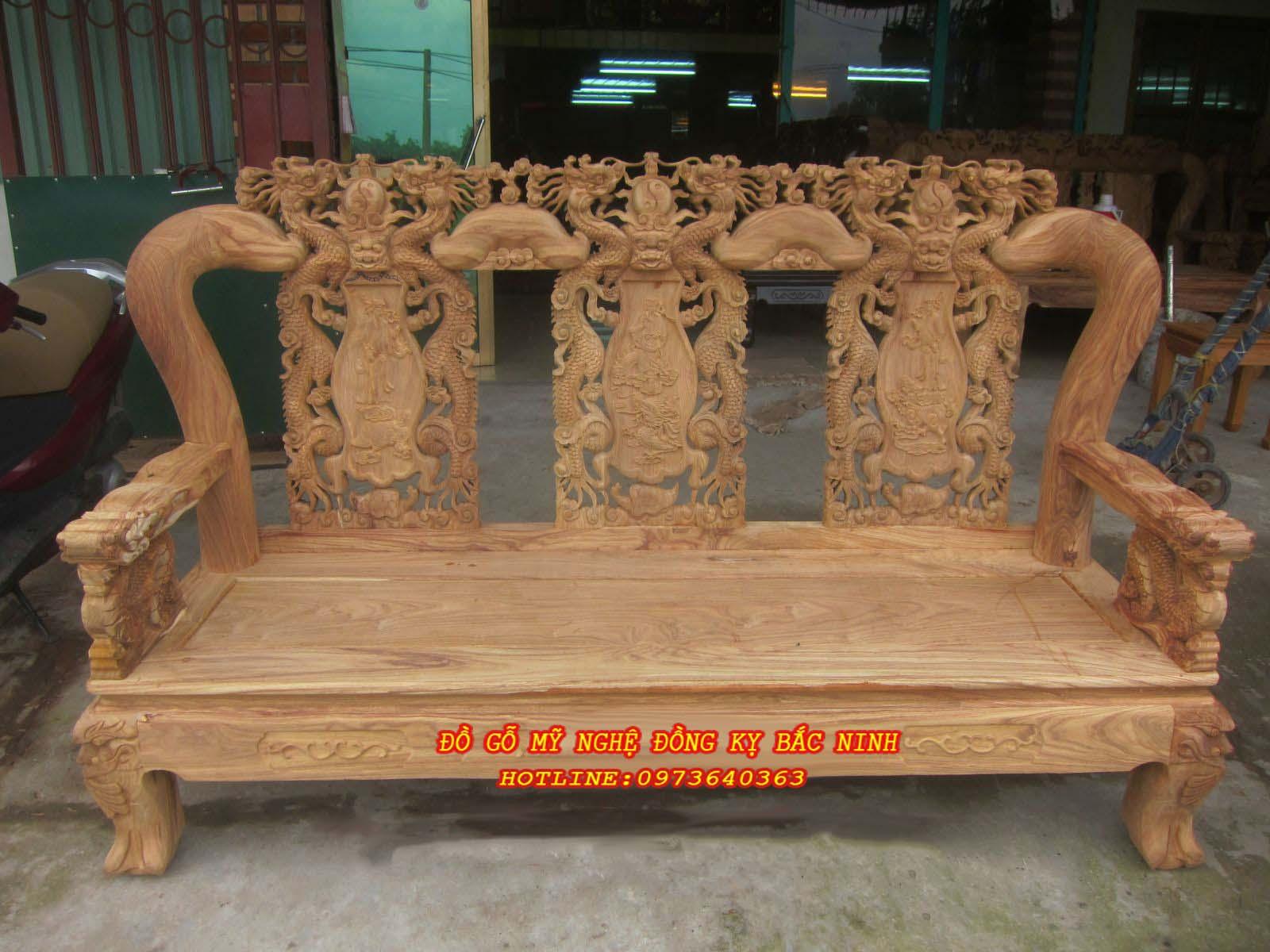 Bàn ghế Quốc Rồng