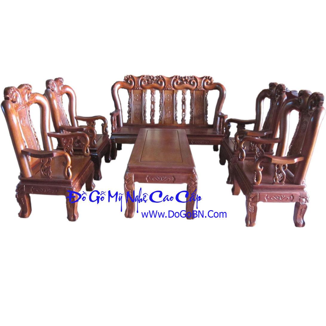 Bộ bàn ghế quốc đào BG - 184