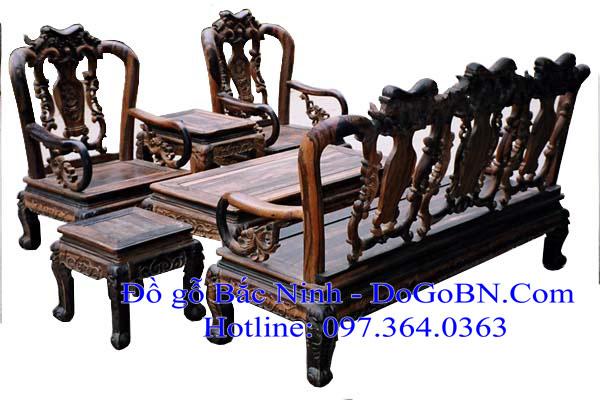 Bộ bàn ghế Hồng Trĩ BG-39