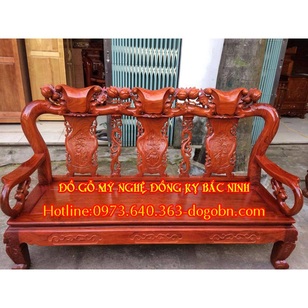 Bộ bàn ghế  Minh Quốc Đào BG-138