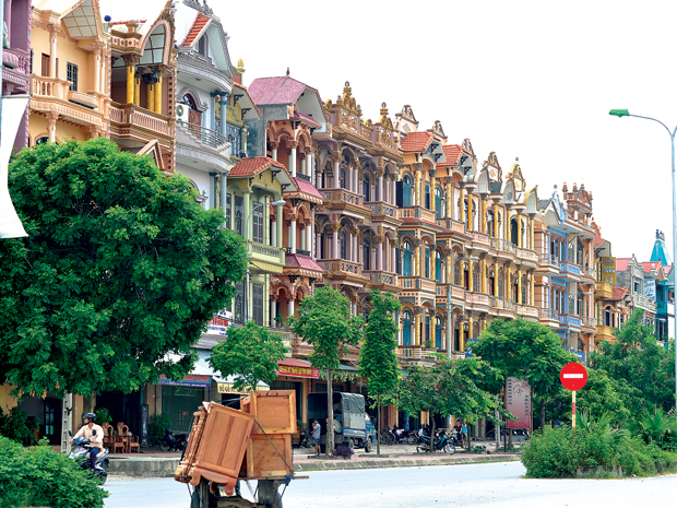 Lịch sử làng nghề đồ gỗ mỹ nghệ Đồng Kỵ Bắc Ninh