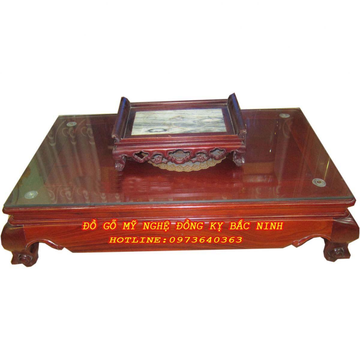 Bộ bàn trà DGBN - 01