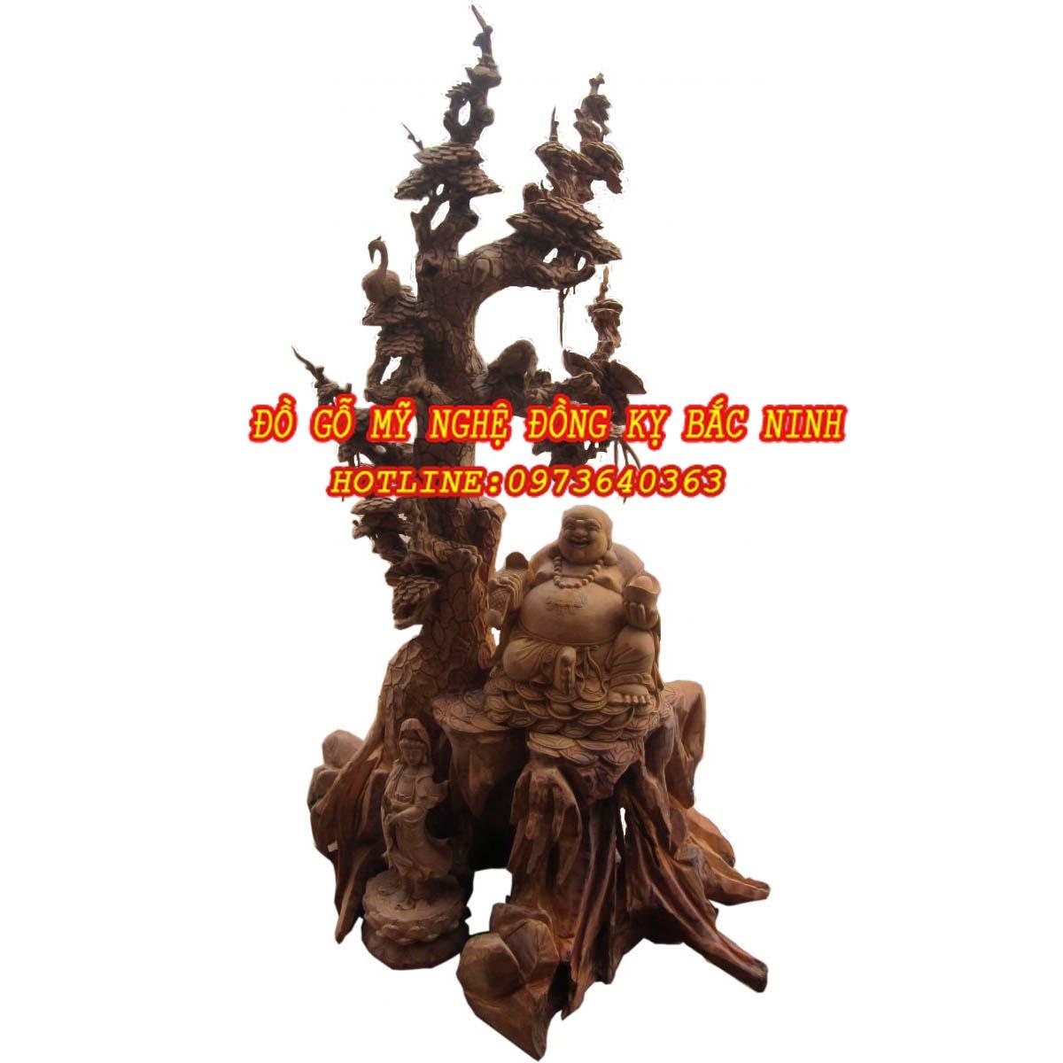 Tượng Phật Di Lạc DGBN - 12