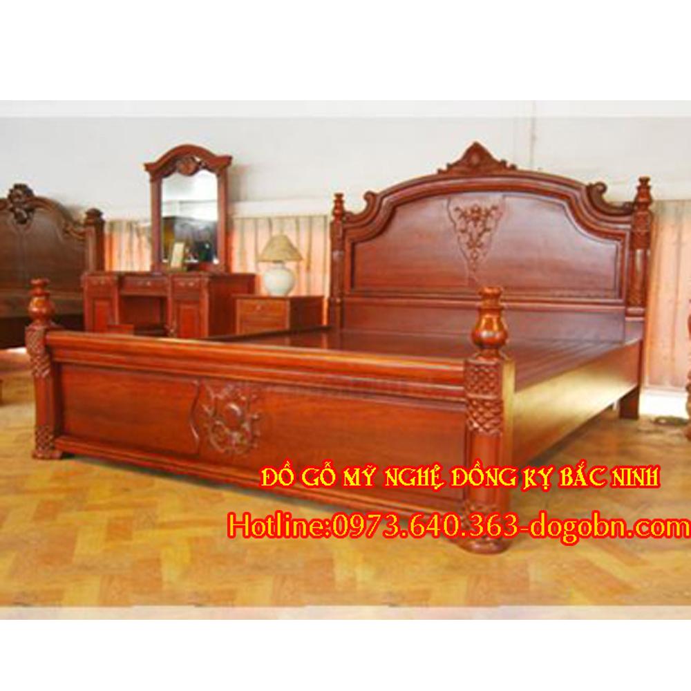Giường ngủ Hồng Công