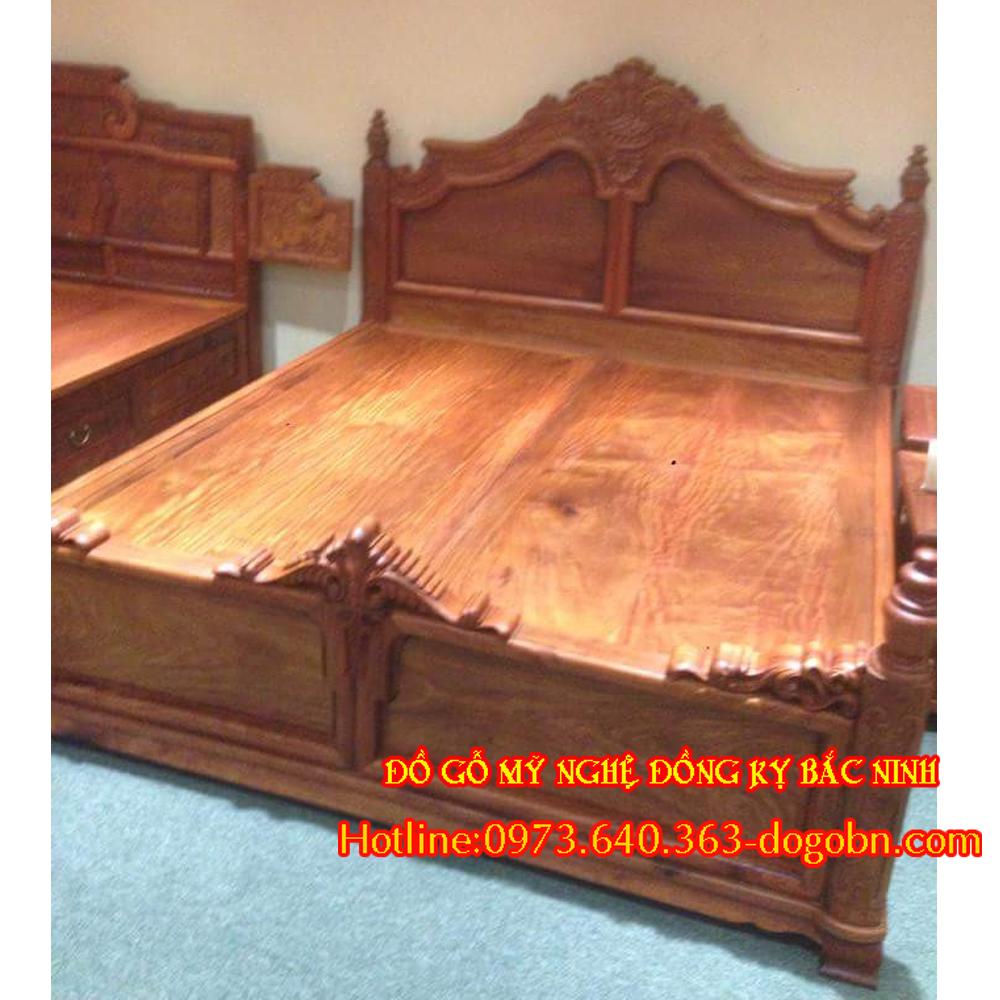 Giường kiều chương vòm