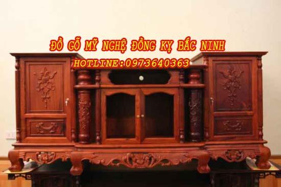 Kệ TV Cột Nho DGBN - 08