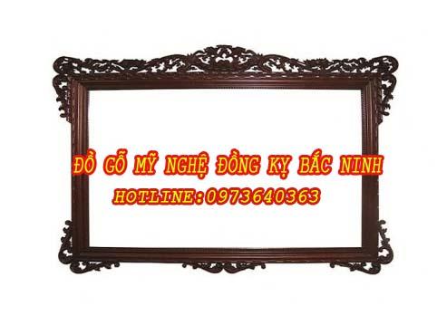 Khung  gương DGBN - 02