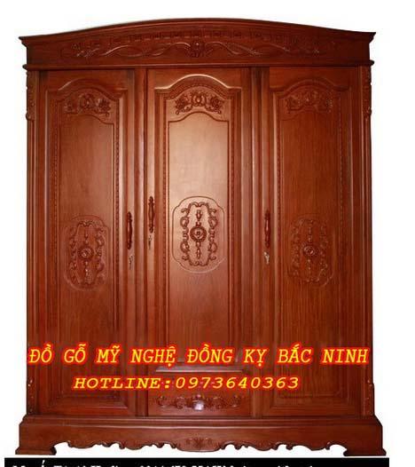 Tủ quần áo DGBN - 29