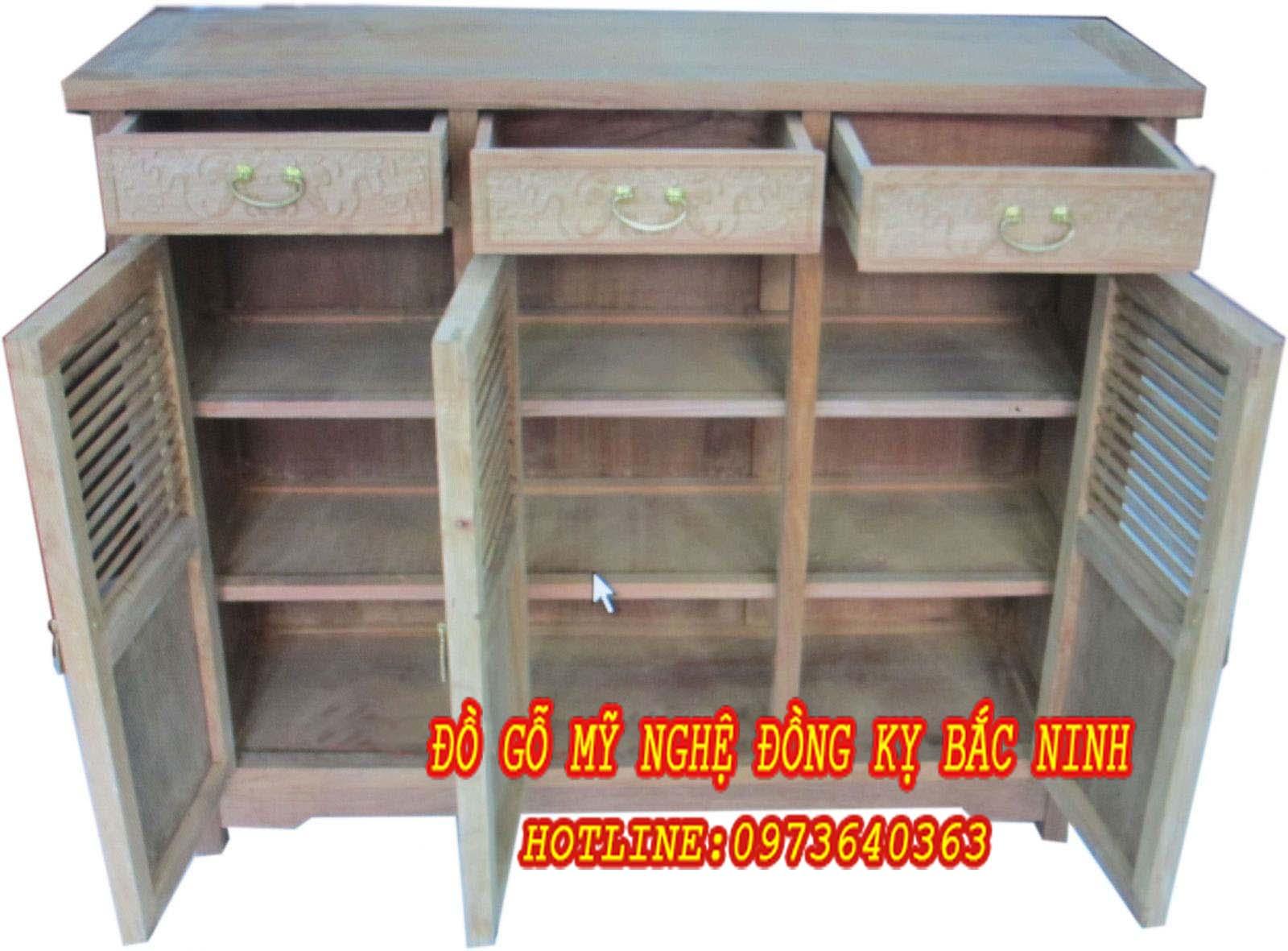 Tủ giày dép DGBN - 02