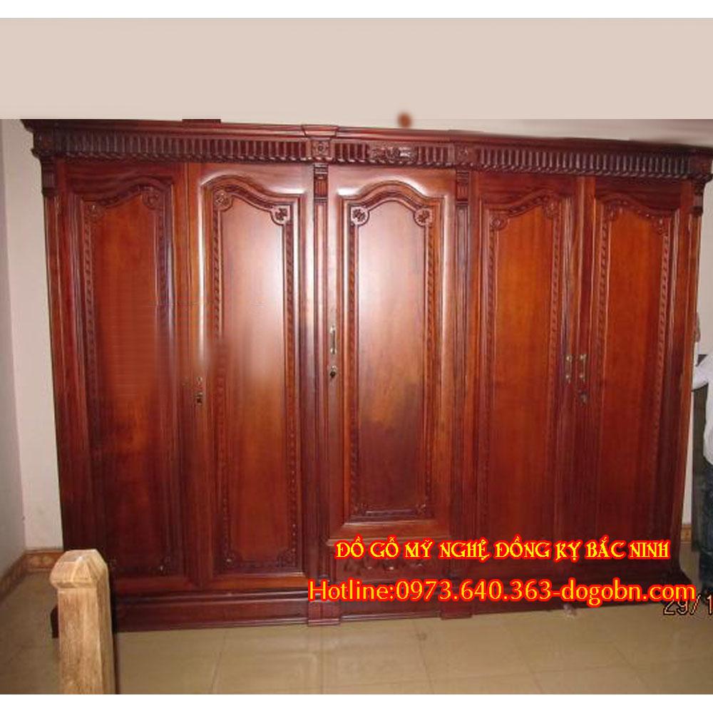 Tủ quần áo DGBN - 02